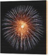 Big Bang Wood Print