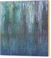 Big Cypress Swamp Wood Print