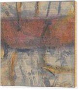 Big History - Number Two Wood Print