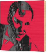 Bill Haley Collection Wood Print