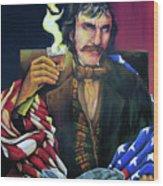 Bill The Butcher Wood Print