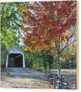 Billie Creek  Wood Print