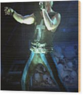 Billy Idol 90-2249 Wood Print