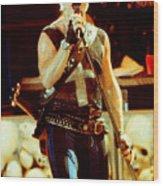 Billy Idol 90-2288 Wood Print