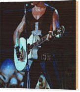 Billy Idol 90-2302 Wood Print