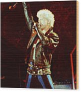 Billy Idol 90-2307 Wood Print