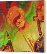 Billy Kreutzmann Wood Print