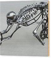 Bio Cycle Wood Print