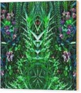 Biologix Wood Print