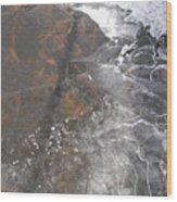 Bisection Wood Print