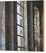Bittersweet Memories Wood Print