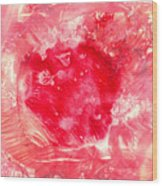 Bk Healing Wood Print