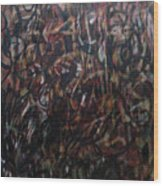 Black Forest Wood Print