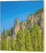 Black Hills Majesty Wood Print