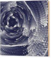 Black Hole #66v22 Wood Print