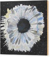 Black Hole Or Is It? Wood Print
