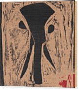Black Ivory Issue 1 Woodcut Wood Print