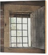 Blacksmith's View Wood Print