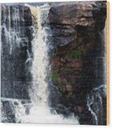Blackwater Falls #5 Wood Print