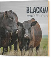 Blackwater Mug Wood Print