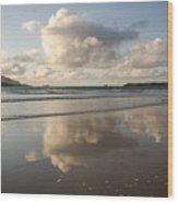 Balnakeil Beach Wood Print
