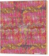 Blanket Wood Print