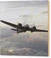 Blenheim Flight Wood Print
