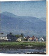 Blennerville Windmill Ireland Wood Print