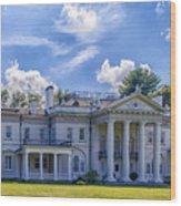 Blithewood Manor Wood Print