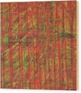 Blood Shot Wood Print