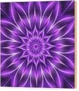 Bloomingcrown Wood Print