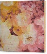 Blooms-of-summer Wood Print
