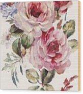 Blossom Series No. 1 Wood Print