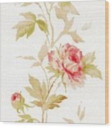 Blossom Series No.2 Wood Print
