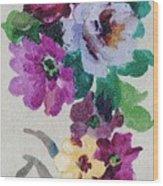 Blossom Series No.6 Wood Print