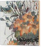 Blossoming Wood Print
