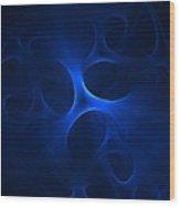 Blue Cheese Wood Print