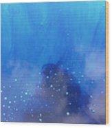 Blue Reflection IIi Wood Print