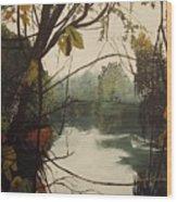 Blue Ridge 2 Wood Print