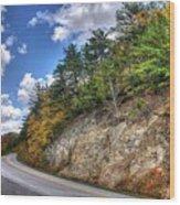 Blue Ridge Parkway, Buena Vista Virginia 3 Wood Print