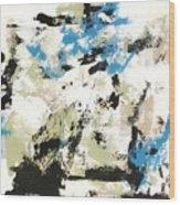 Bluebells #2 Wood Print