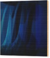 Bluetude 5 Wood Print