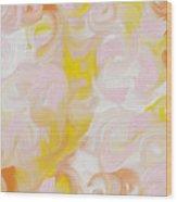 Blushy Wood Print