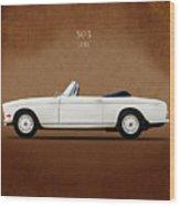 Bmw 503 1956 Wood Print