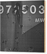 Bn 972503 Wood Print