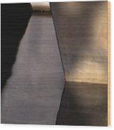 Boat Hulls Wood Print
