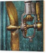 Boat - Propulsion  Wood Print