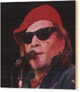 Bob Beru Of Beru Revue Wood Print