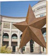 Bob Bullock Texas History Museum Wood Print