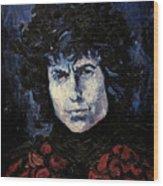 Bob Dylan 1967 Wood Print